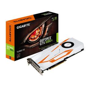 Placa De Video Pcie 11 Gb Gtx 1080 Ti Gigabyte Turbo