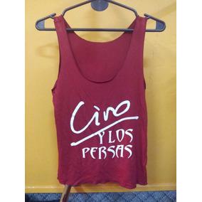 Musculosa Rock Ciro Y Los Persas Pu5