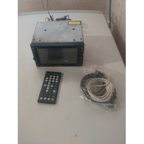 Reproductor De Pantalla Cyberlux Modelo Rdvdmt 1c-x1