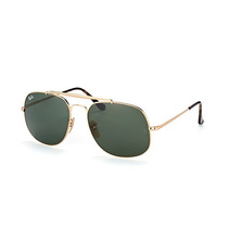 Lentes Ray Ban General Clasico G15 Aviador Rb3561 Original