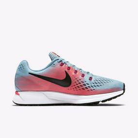 Tenis Nike Air Zoom Pegasus 34 Dama - New