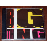 Duran Duran Big Thing Cd Nuevo Importado
