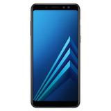 Celular Libre Samsung 64gb A8 Ds Negro 4g