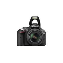 Nikon D5200 Lente 18-55 Vr+ Sd8gb + Bolso + Tripode La Plata