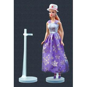 10 Suportes Barbie, Monster High - Frete Grátis