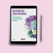 Matemática Para Nacional #pdt #2021 #digital #ebook