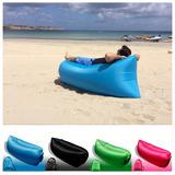 Sillon Sofa Puff Inflable Ripstop Playa Jardín Camping