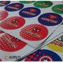 Envoltorios, Etiquetas Y Stickers Para Golosinas Candy Bar