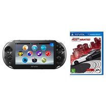 Psvita Ps Vita Wi-fi Slim + Game Need For Speed Most Wanted