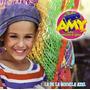 Cd Amy La Niña De La Mochila Azul Promo Usado