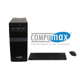 Combo Cpu + Teclado + Mouse Compumax Nuevo