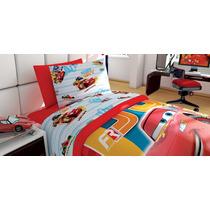 Juego De Sábanas Cars Individual Disney Pixar Providencia