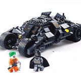 Auto Batman Compatible Con Lego Envio Gratis A Todo Chile