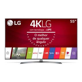 Smart Tv Lg Ultra Hd 55 Nano Cell 4k Com Dolby Vision, Hdr,