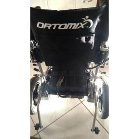 Cadeira Motorizada Ortomix, Muito Novinha, Poouco Utilizada