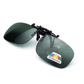 Gafas Solares Con Polarizante De Tamaño Mediano.