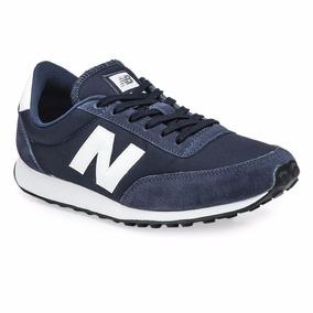 zapatillas new balance u410 azul marino mujer