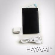 Power Bank Slim 2500 Mah Hayami