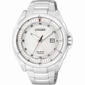Reloj Citizen Aw140052a /e /l Cristal Zafiro Super Titanium