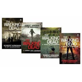 The Walking Dead Coleção De Livros