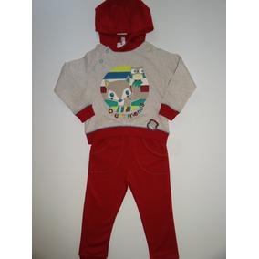 Conjunto Jogging Buzo Capucha + Pantalón Para Nena Importado