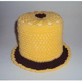 Crochet Portarrollo Para Repuesto De Papel Higienico-baño