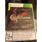 Xbox 360 Pack Castlevania Lords Of Shadow Sellado Envío