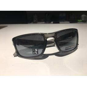 Óculos Oakley Sliver Stealth Grey Smoke Lente Prizm Black a990afab5a