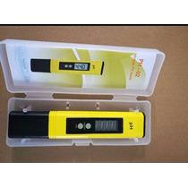 Medidor De Ph Nuevo Digital Portatil Ph 0-14 Portatil Lcd