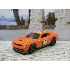 2017 Hot Wheels 2015 Dodge Challenger Srt General Lee Lindão