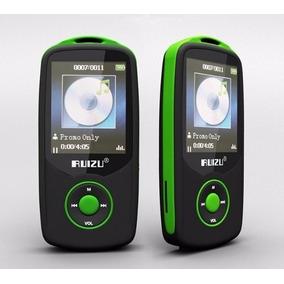 Mp3 Player Ruizu 4gb X06 Musica Multimídia Bluetooth