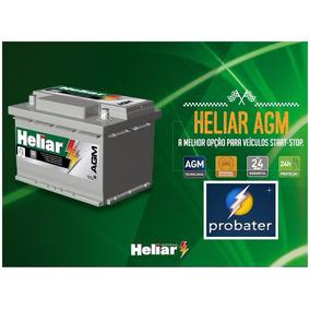 Bateria Moura Heliar Agm Start Stop 60 70 80 105 Ah Amperes
