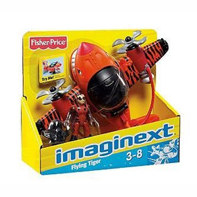 F P Imaginext Surtido De Aviones Flying Tiger