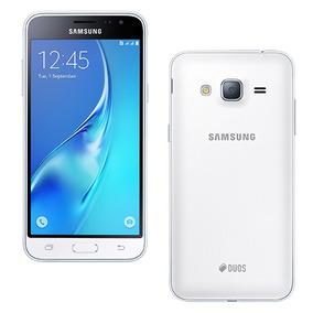 Smartphone Samsung Galaxy J3 2016 8gb Lte Dual Sim Branco