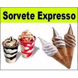 Receita De Calda De Sorvete Expresso Atualizado 2017+brindes