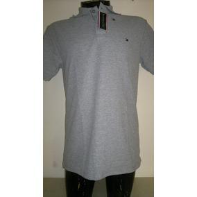 Camisa Playera Tipo Polo, Color Gris Marca Nike