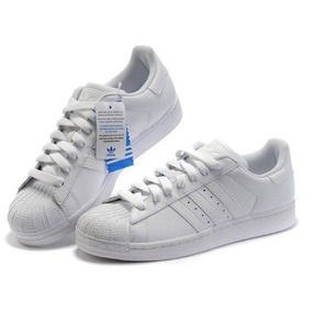 zapatillas blancas adidas superstar