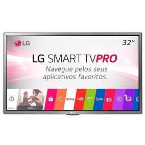 Smart Tv Led 32 Lg 32lj601cawz Hd Com Wi-fi
