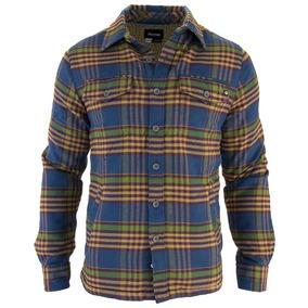 Campera Camisa Hombre Marmot Leñador Ridgefield Corderito