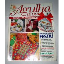 Lote De 4 Revistas Agulha De Ouro - Números 13, 14 , 15 E 17