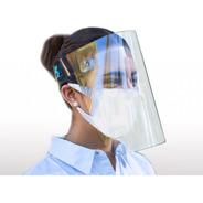 Mascara Fascial Preventiva Cubrecara Protectora Calidad Pvc