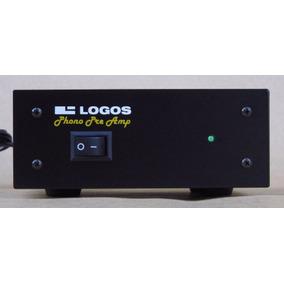 Pre Amplificador Phono Toca Discos De Vinil Magnético Oferta