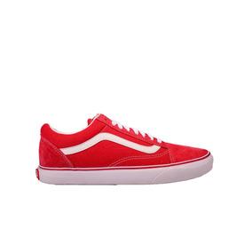 Zapatillas Vans Para Hombre Rojas - Zapatillas en Mercado Libre ... ae080ca8513
