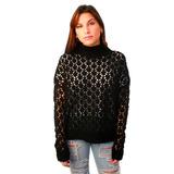 Disturbia Shop Sweater Abrigos Hilo Calados Lana Mujer Nuevo