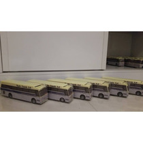 Miniatura De Ônibus Em Madeira Cometa Cma Edição Especial