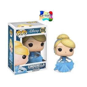 Cenicienta Cinderella Funko Pop Pelicula Disney Princesas Cf