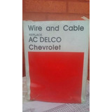 Cables Bujia Dodge M318/ M360/ Jeep Wagoneer De 8.5mm 4662