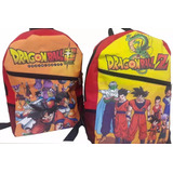 Mochilas Aventure Time Siperman Dragon Ball Z Sonic Miku