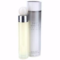 Perfume Original 360°perry Ellis White 100ml -- Caballero