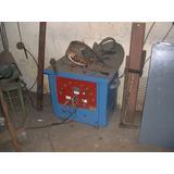 Maquina De Soldar Trifasica 350 Amp Para Uso Continuo